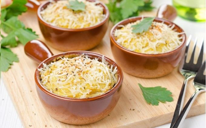 Закуски на скорую руку к шампанскому: тосканская закуска из цветной капусты