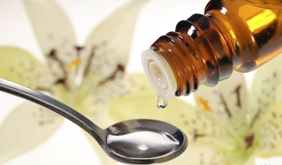 Спиртовой настой пустырника отмеряется в чайную ложку