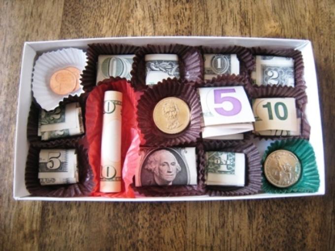 Сладкие деньги