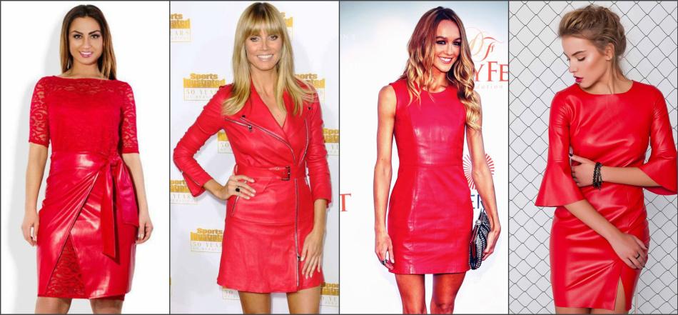 67a585bc535b С чем сочетать красное платье, с чем носить? Какого цвета колготки ...
