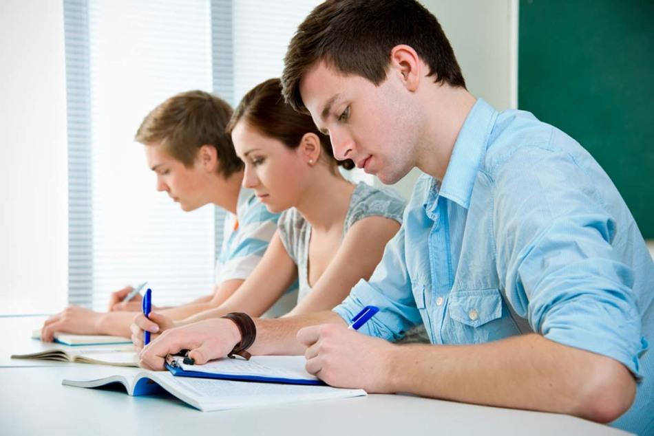 Обучение старшеклассника грамотно писать