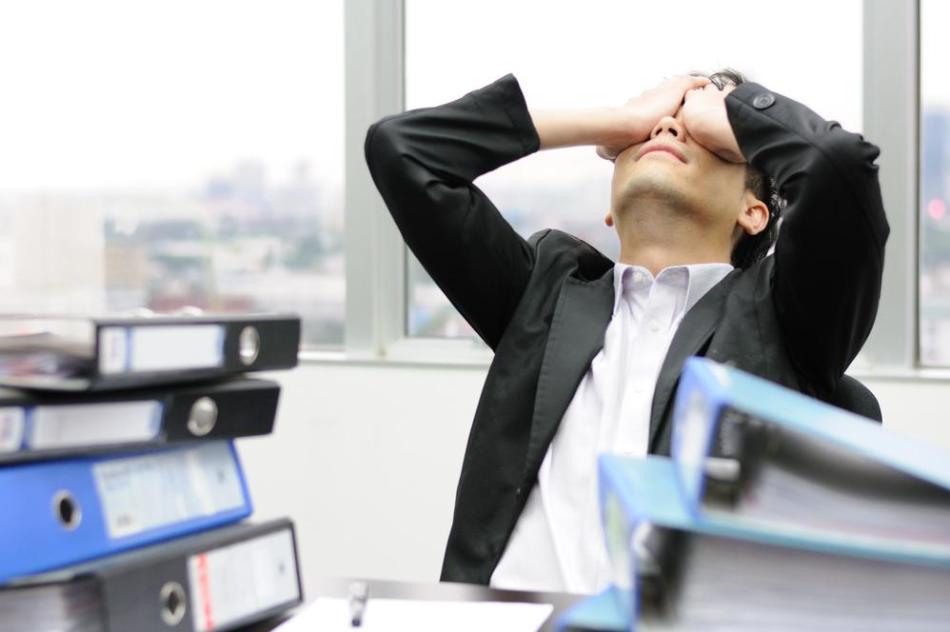Последствия повышенной усталости