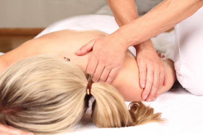 Не обойтись без массажа