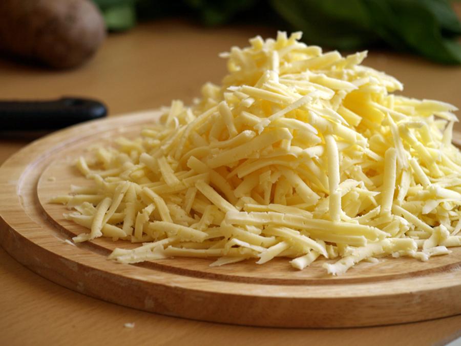 Стружка сыра