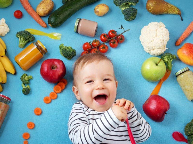 Варианты вкусных полдников для детей 2-х лет