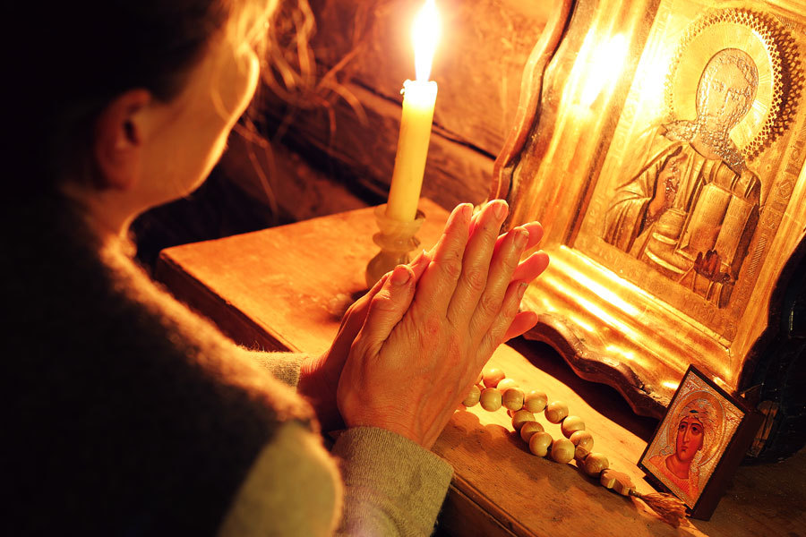 Основные молитвы