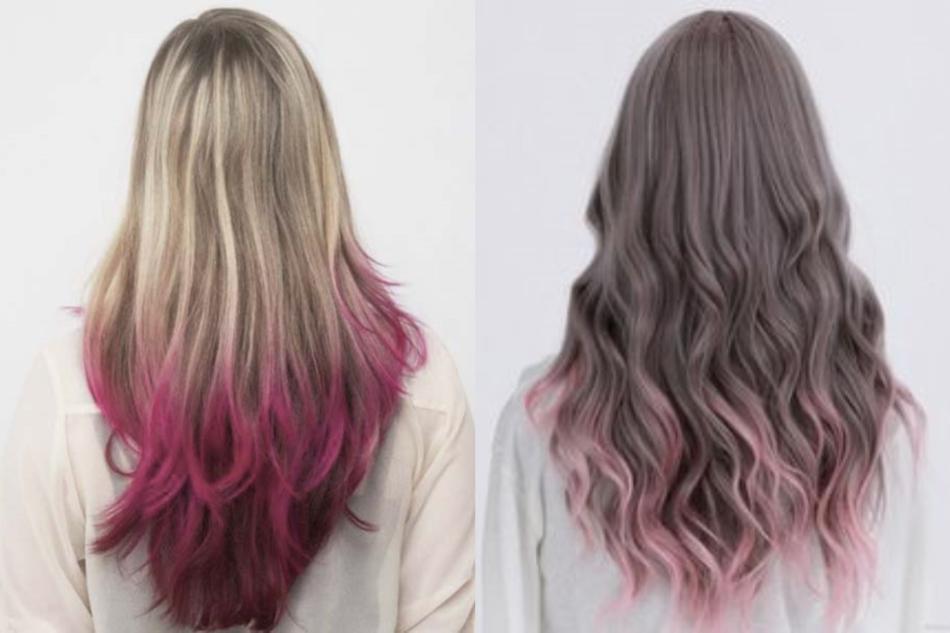 Русые волосы 1