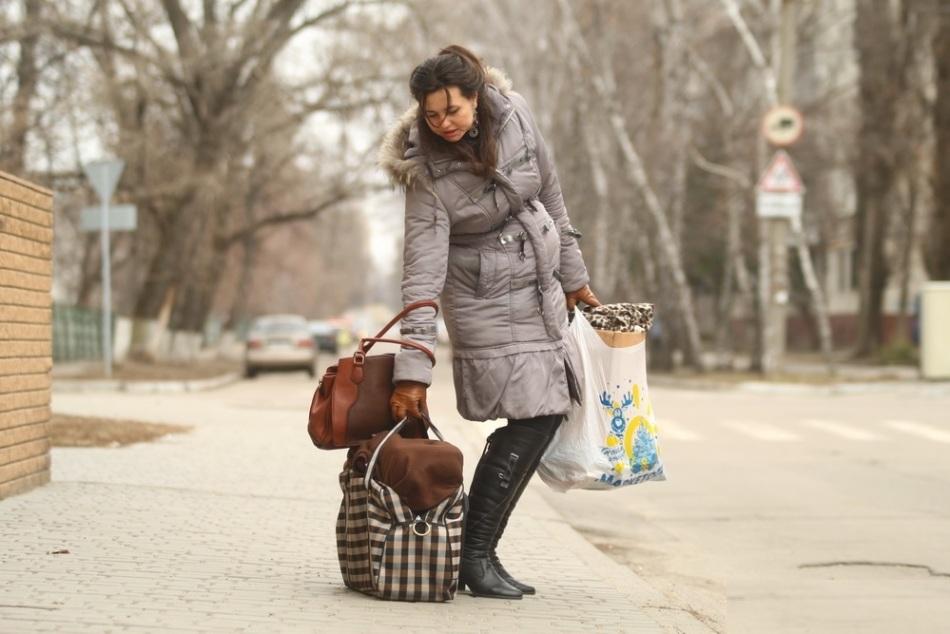 Чем вредны тяжести для женщины?