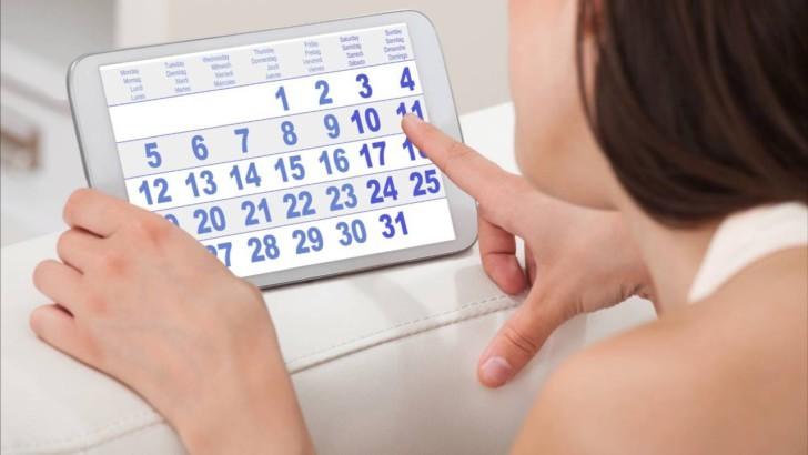 Вероятность беременности после месячных