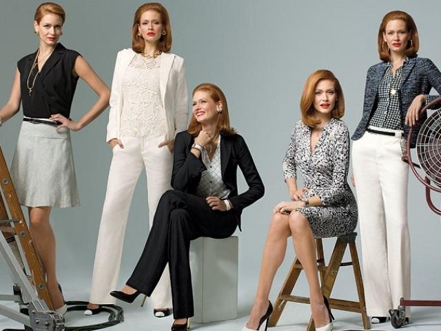 e33808950d6 Деловая женская одежда 2019  модные советы