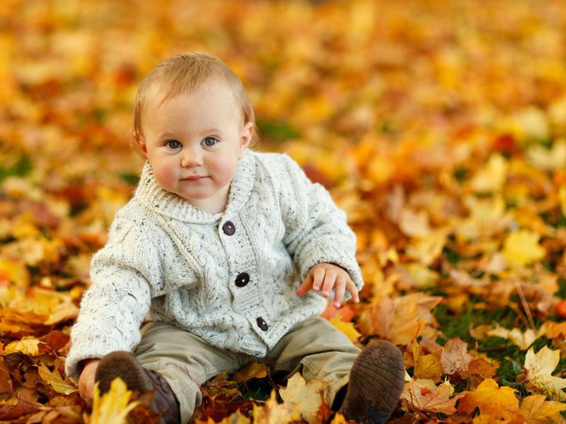 Осень - время зачатия мальчиков