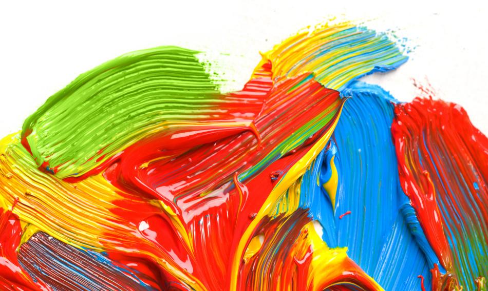 e95ec902181528460283e01b3b206f37 Рисунки красками для начинающих: различные техники ( 38 фото)