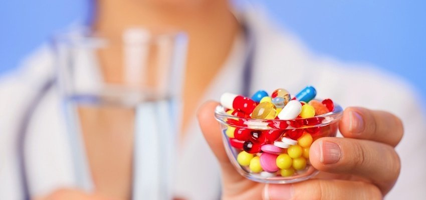 Антибиотик при мочеполовой инфекции широкого спектра действия