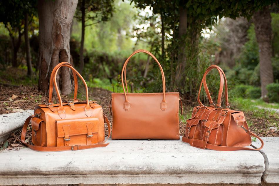Привести сумки в идеальное состояние