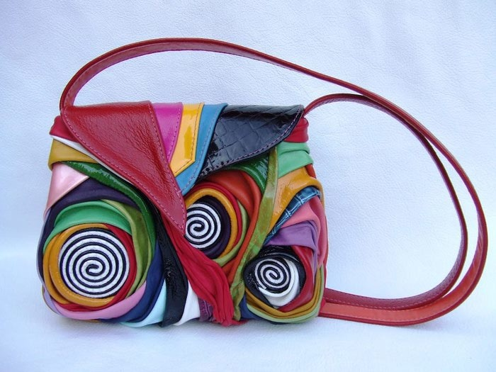 originalnie-sumki-svoimi-rukami---interesnie-idei Самодельная меховая сумочка