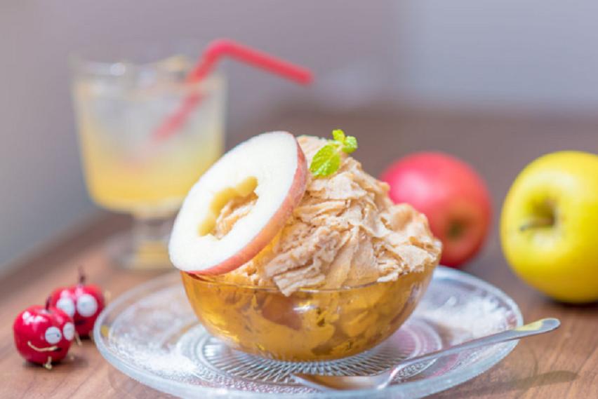 Полезные десерты из яблок