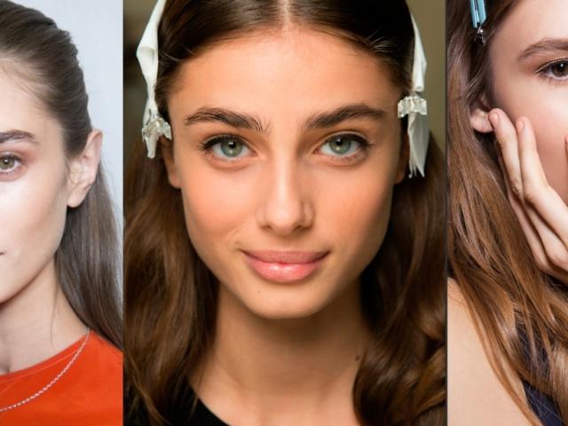 Модные брови 2017: форма, макияж, фото