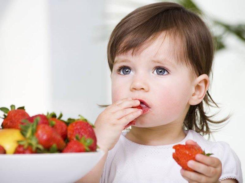 Пищевую аллергию вызывают продукты питания