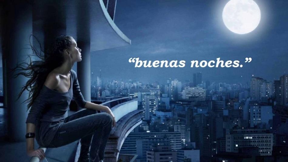 Как пожелать спокойной ночи парню по-испански