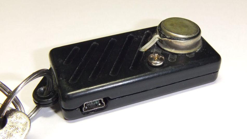 Универсальный ключ для открытия разных домофонов