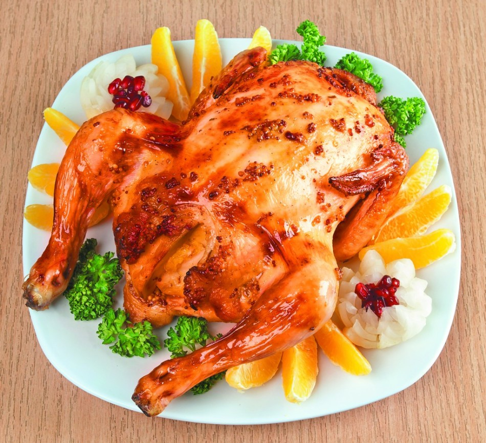 после курица на новый год рецепты с фото более длинных стеблях
