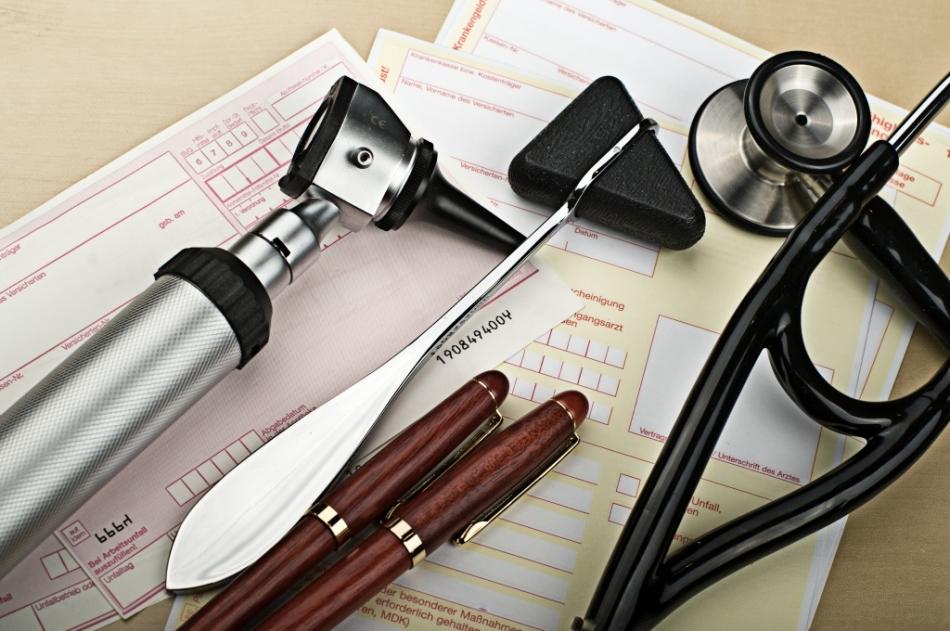 Инструменты врача