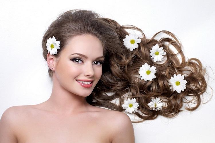 Тепло и свет активирует рост волос