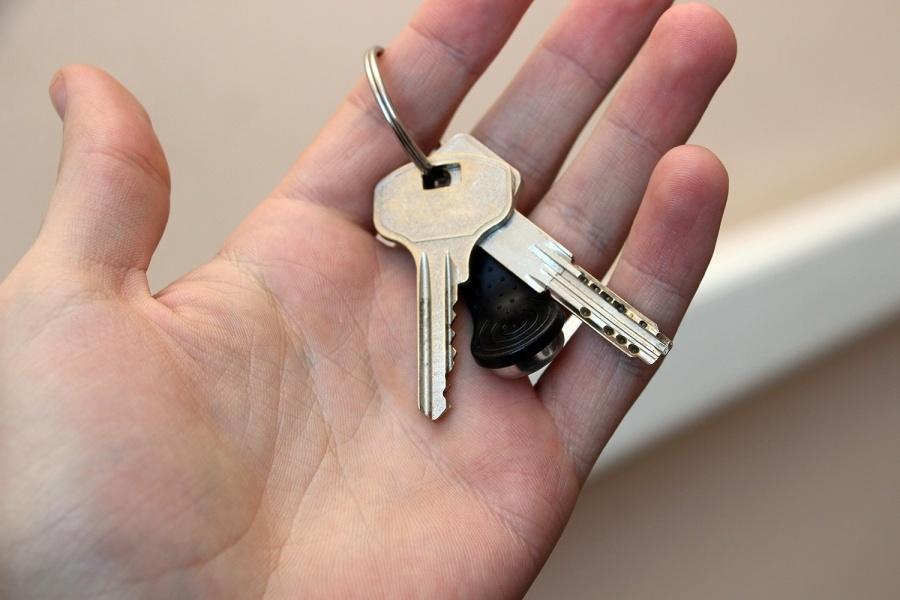 Приснились ключи от квартиры, к чему?
