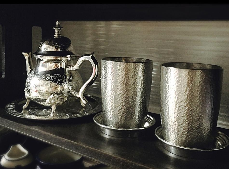 Посуда из олова на 10 лет свадьбы