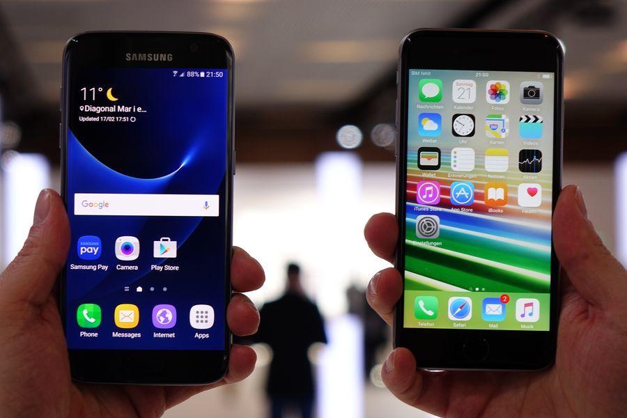 Что выбрать андроид или айфон?