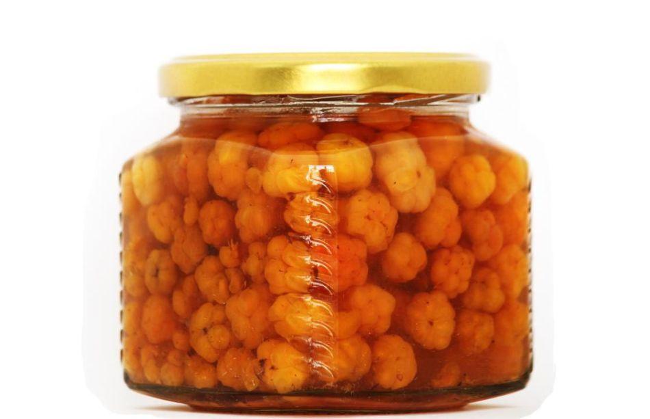 Морошка в меду