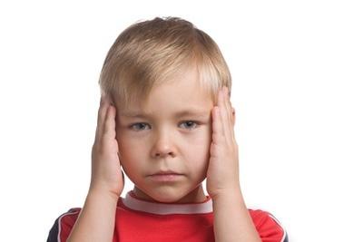 Головная боль у ребенка при простуде