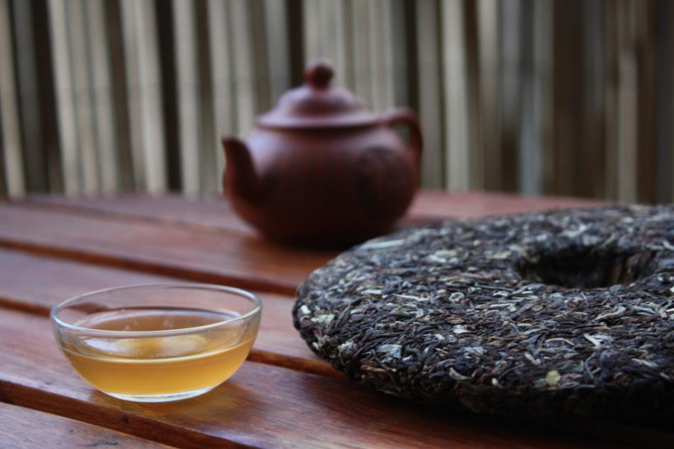 Чай пуэр, правила заваривания