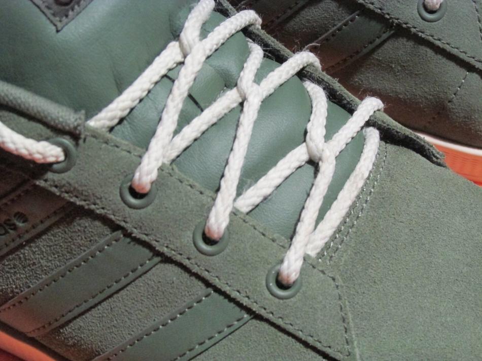 Шнуровка кроссовок с 5 дырками, способы шнурования