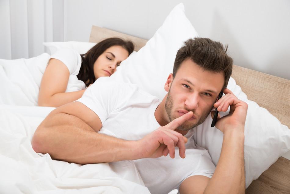 Что делать, если муж изменяет?