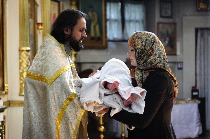 Правила для крестных родителей