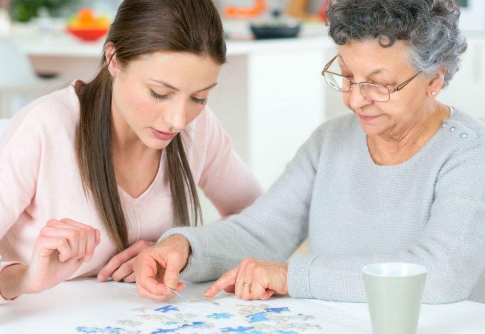 В пожилом возрасте необходимо уделять время тренировке мыслительной деятельности