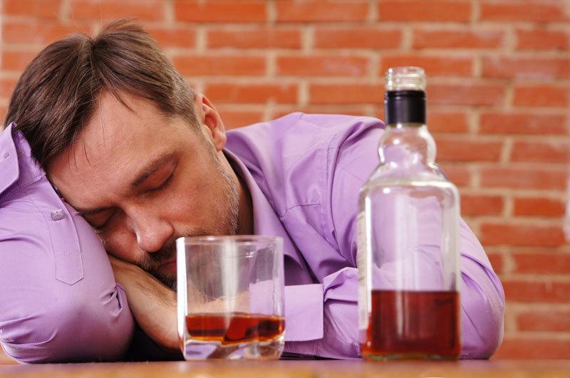 Заговор от пьянки