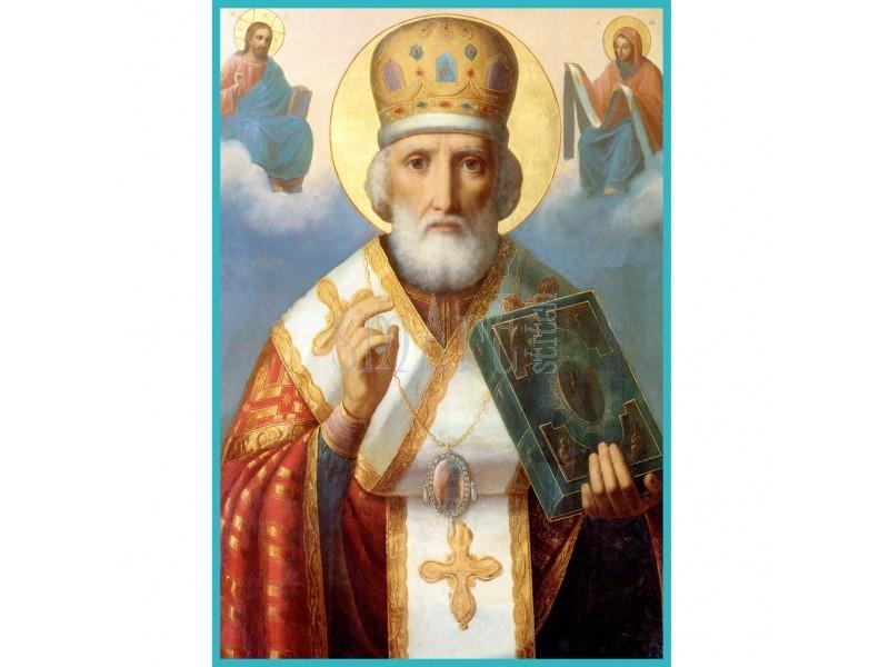 Николай чудотворец - самый почитаемый святой
