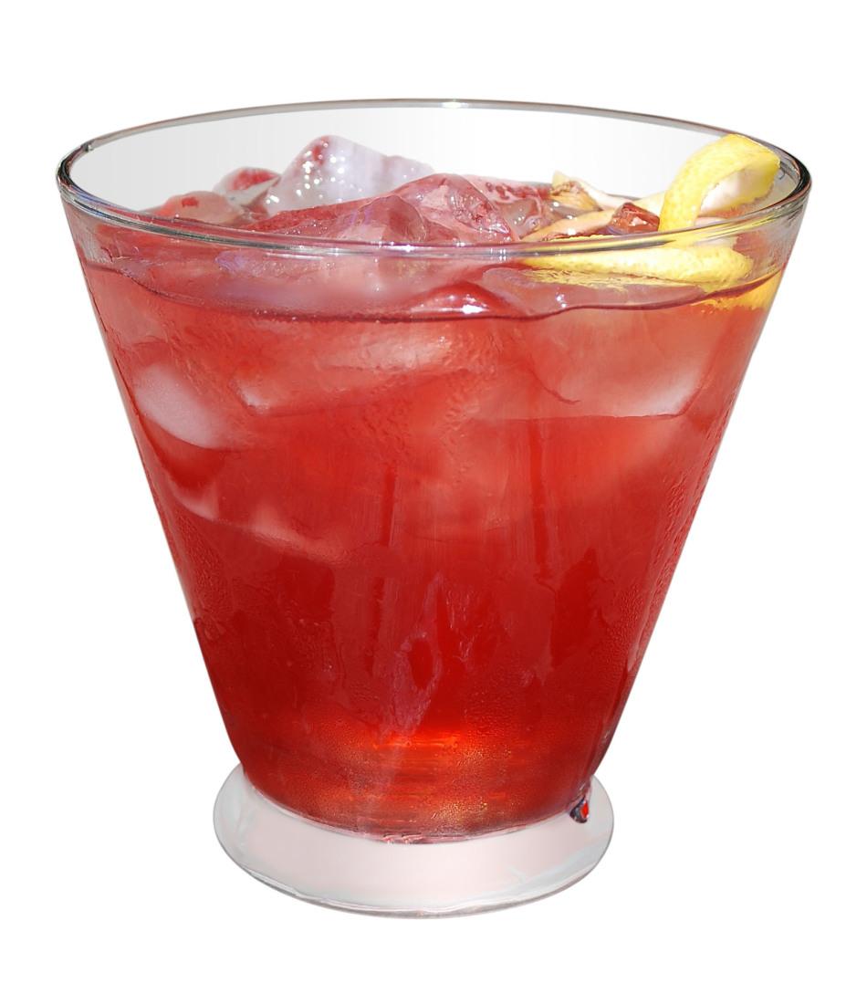 Крепкий коктейль -