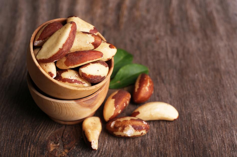 Бразильский орех не обладает уникальными для похудения действиями