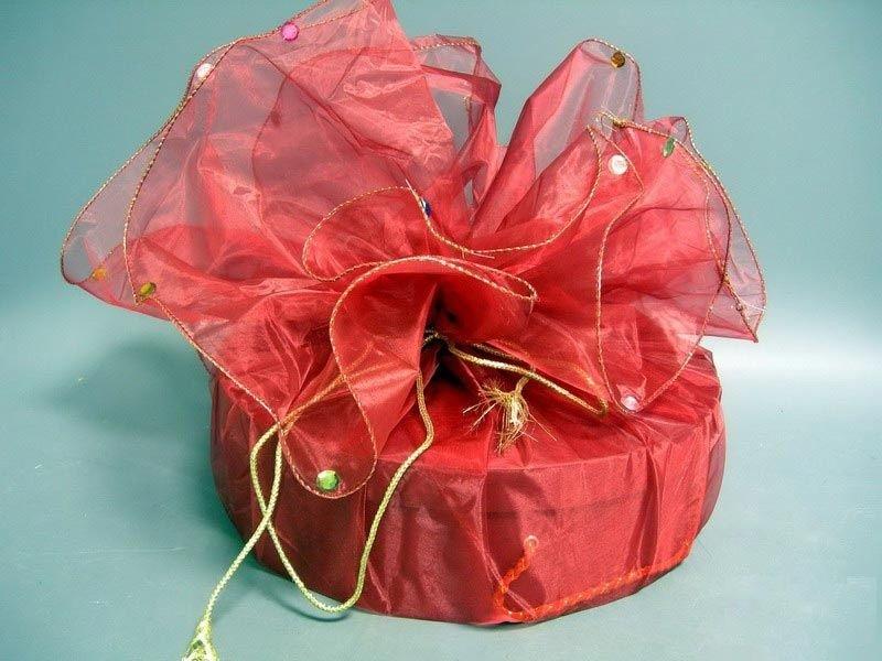 upakovka-podarka-quotmeshokquot Как упаковать подарок своими руками