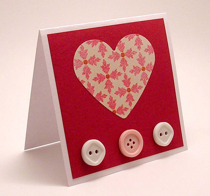 Картинках дню, открытки своими руками на валентина