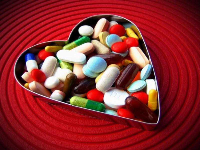 Препараты от давления