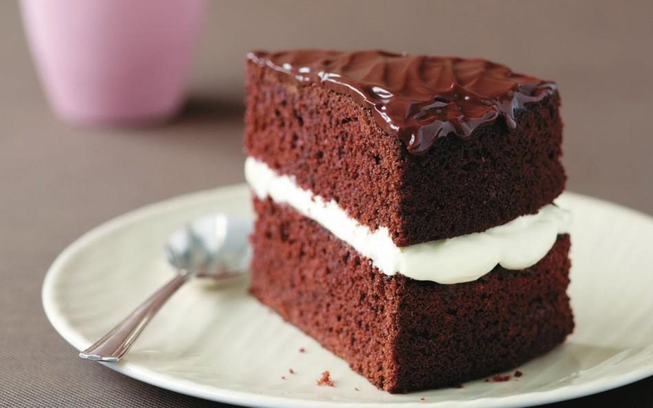 Классический {amp}quot;бархатный{amp}quot; торт