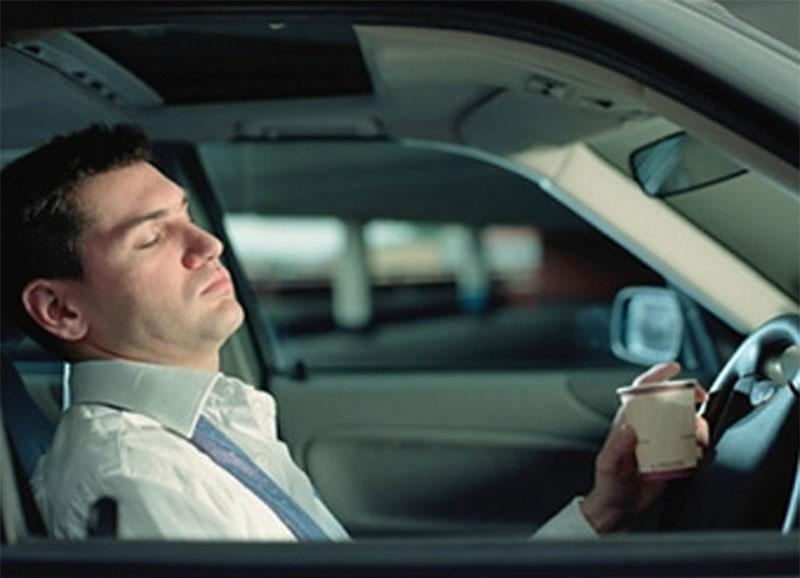 Предотвратить засыпание за рулем может только сон