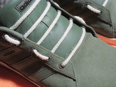Шнуровка кроссовок с 5 дырками, способы шнурования обуви одним шнурком