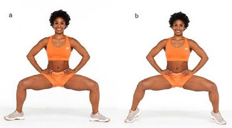 Техника выполнения данного упражнения