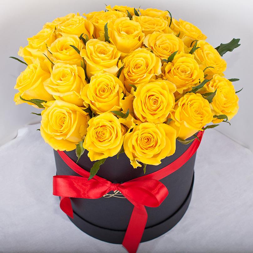 Желтые розы с днем рождения фото, открытка марта 2017