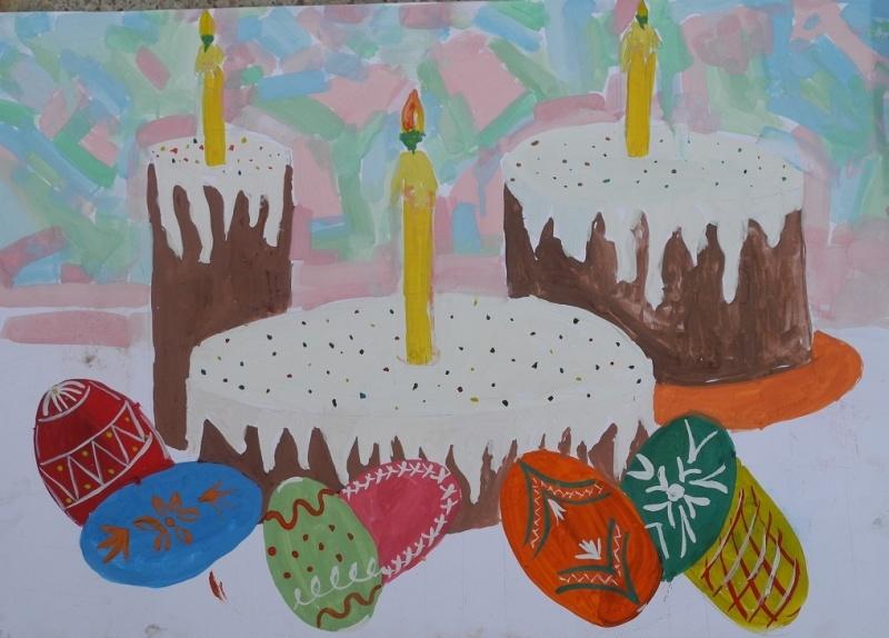 Как нарисовать открытки на все праздники